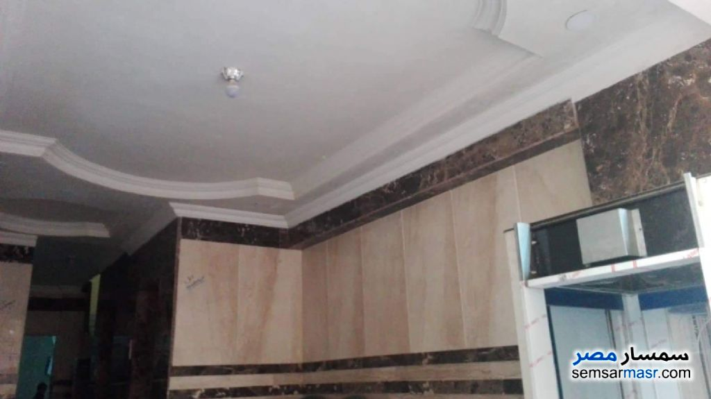 Photo 5 - Apartment 3 bedrooms 2 baths 190 sqm without finish For Sale Haram Giza