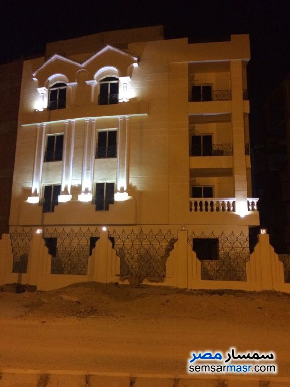 Photo 1 - Apartment 2 bedrooms 1 bath 120 sqm semi finished For Sale Fifth Settlement Cairo