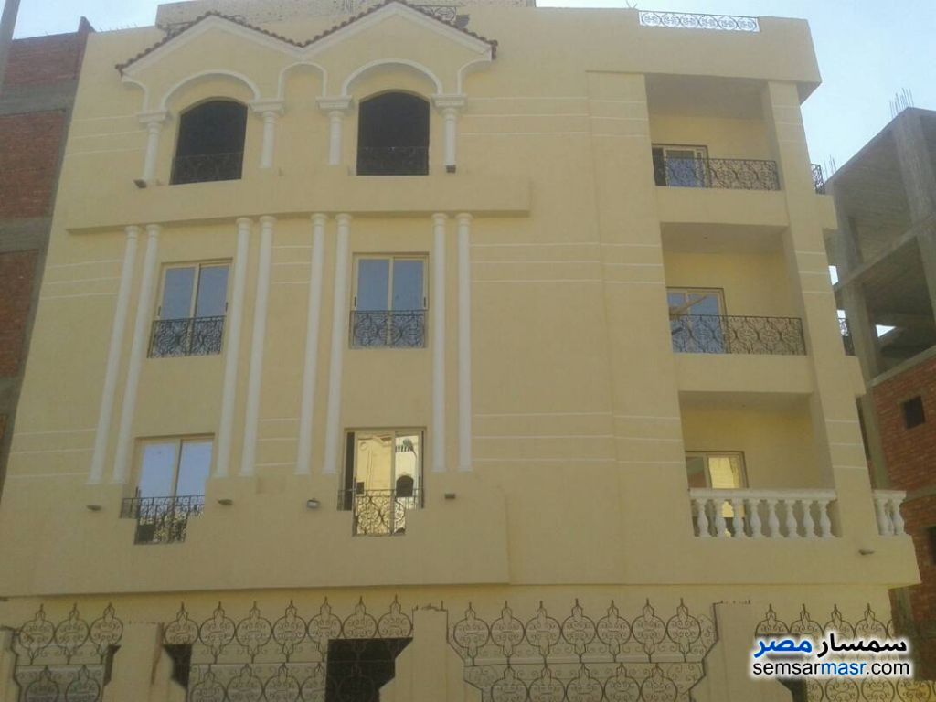 Photo 2 - Apartment 2 bedrooms 1 bath 120 sqm semi finished For Sale Fifth Settlement Cairo