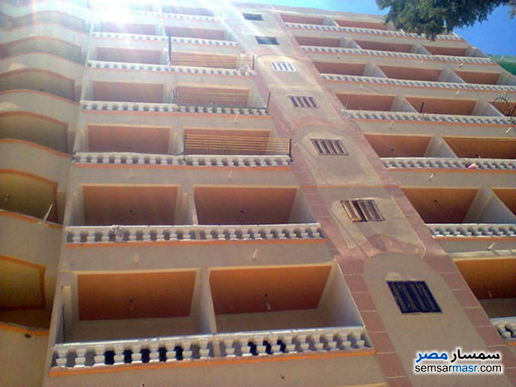 Photo 1 - Apartment 2 bedrooms 2 baths 85 sqm without finish For Sale Agami Alexandira