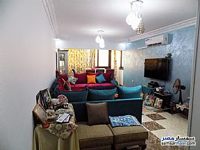 Apartment 2 bedrooms 1 bath 92 sqm super lux For Sale First Settlement Cairo - 2