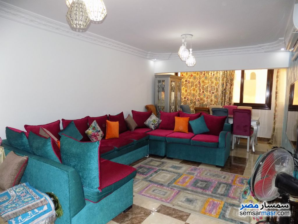 Photo 1 - Apartment 2 bedrooms 1 bath 92 sqm super lux For Sale First Settlement Cairo
