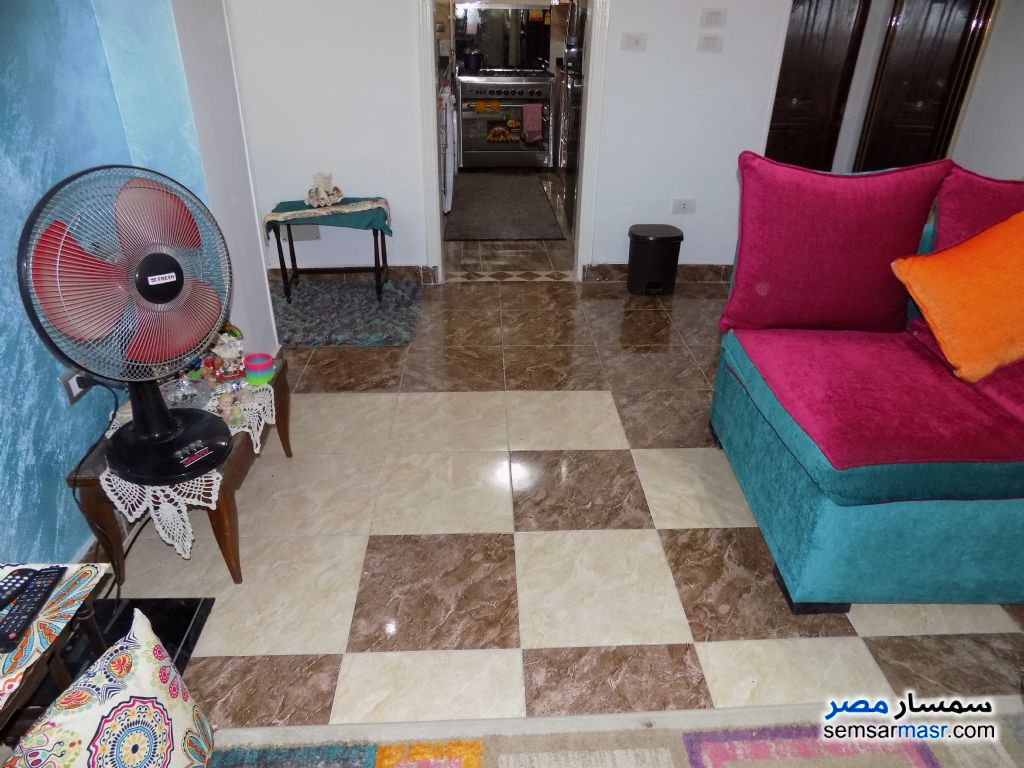 Photo 6 - Apartment 2 bedrooms 1 bath 92 sqm super lux For Sale First Settlement Cairo