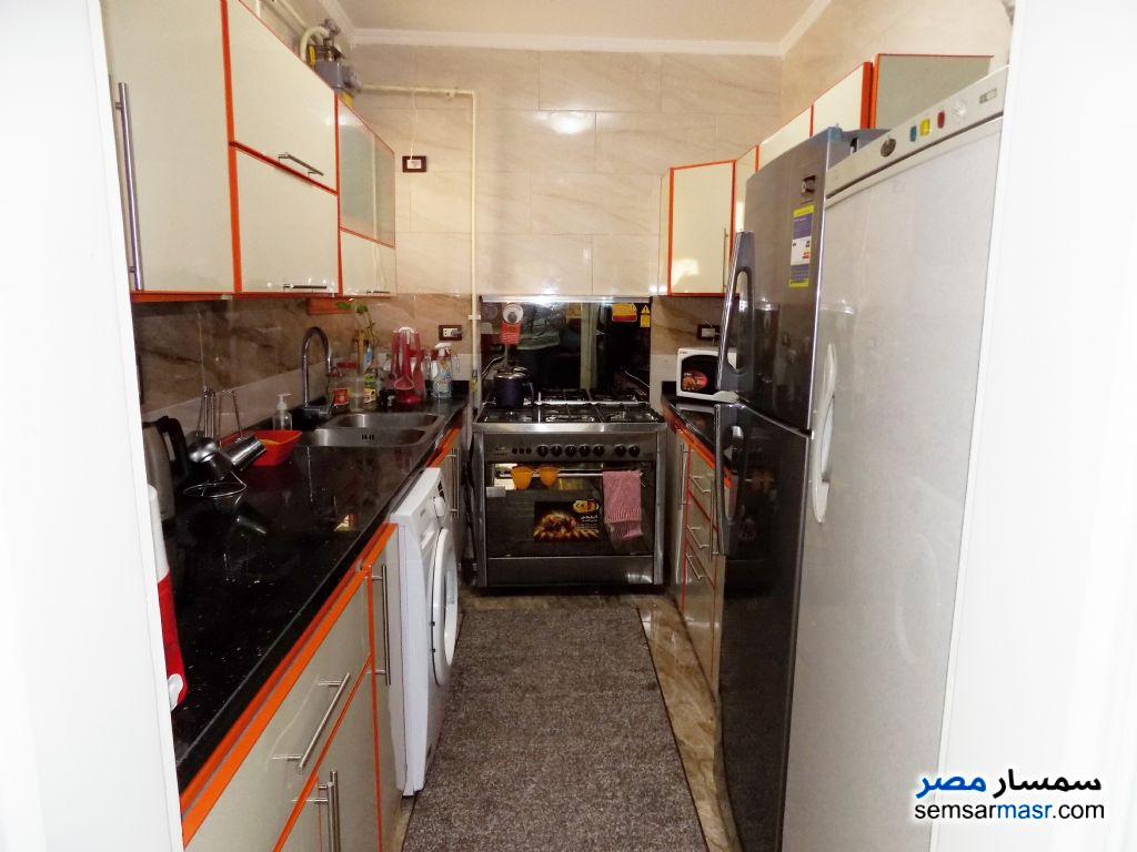 Photo 7 - Apartment 2 bedrooms 1 bath 92 sqm super lux For Sale First Settlement Cairo