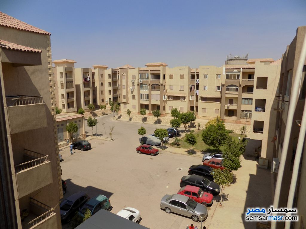 Photo 14 - Apartment 2 bedrooms 1 bath 92 sqm super lux For Sale First Settlement Cairo