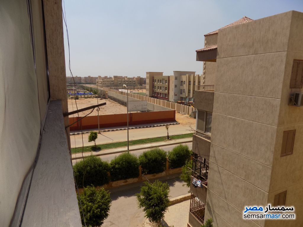 Photo 15 - Apartment 2 bedrooms 1 bath 92 sqm super lux For Sale First Settlement Cairo