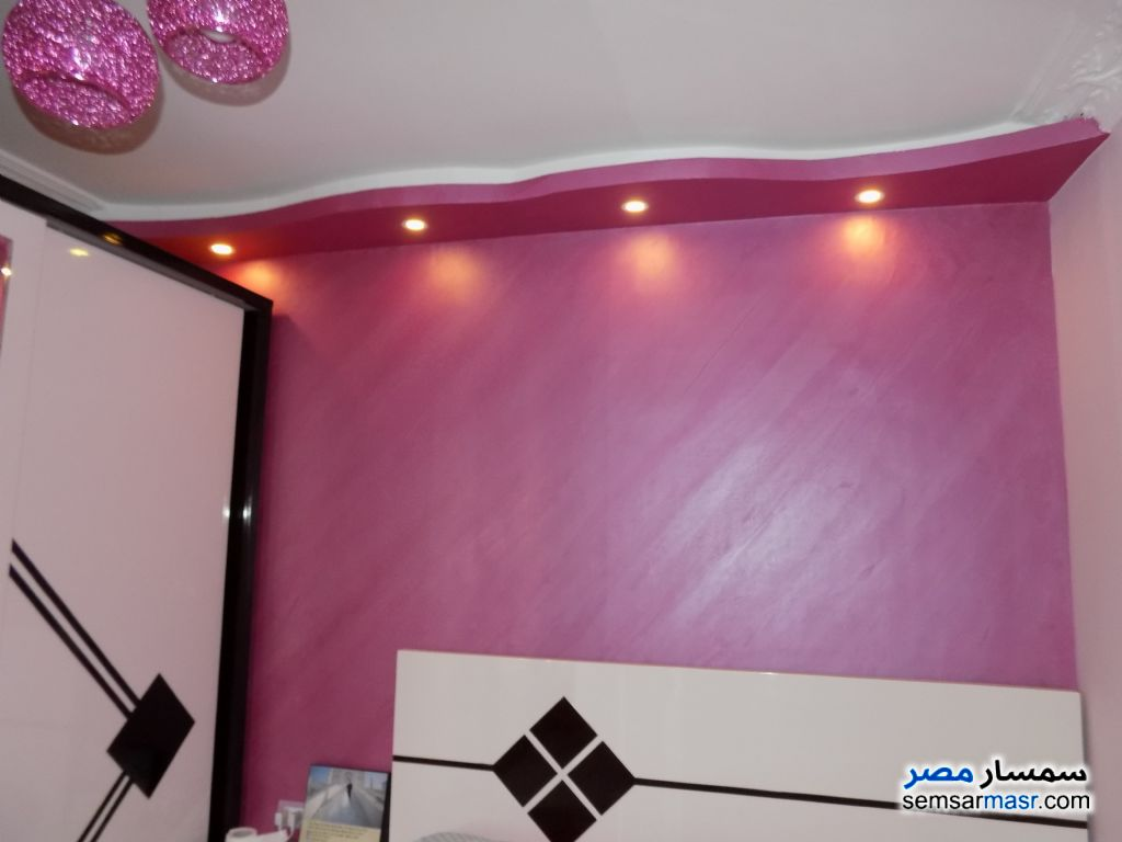 Photo 10 - Apartment 2 bedrooms 1 bath 92 sqm super lux For Sale First Settlement Cairo