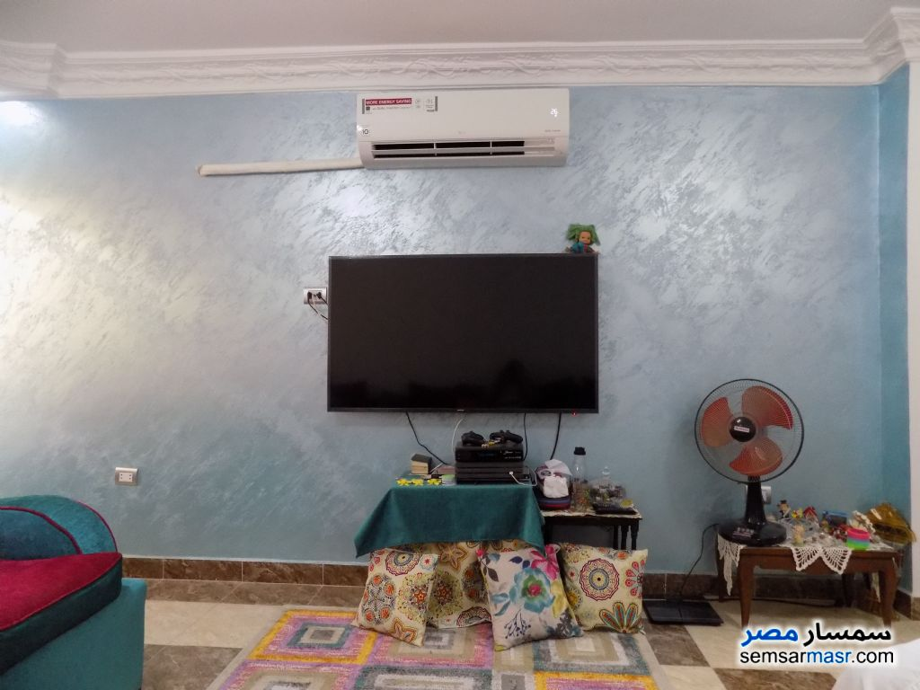 Photo 16 - Apartment 2 bedrooms 1 bath 92 sqm super lux For Sale First Settlement Cairo