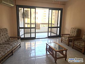 Ad Photo: Apartment 2 bedrooms 1 bath 120 sqm super lux in al mamourah Alexandira