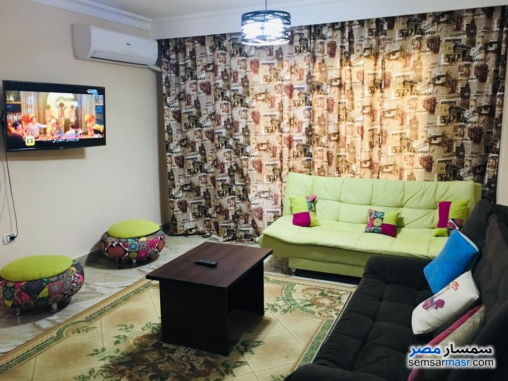 Photo 1 - Apartment 2 bedrooms 1 bath 88 sqm extra super lux For Rent Madinaty Cairo