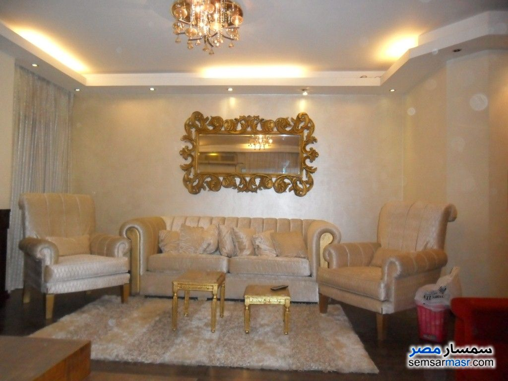 Photo 1 - 2 bedrooms 3 baths 160 sqm extra super lux For Rent Dokki Giza