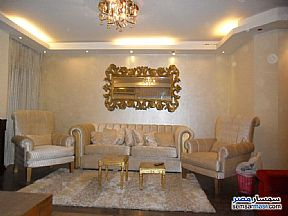 Apartment 2 bedrooms 3 baths 160 sqm extra super lux For Rent Dokki Giza - 1
