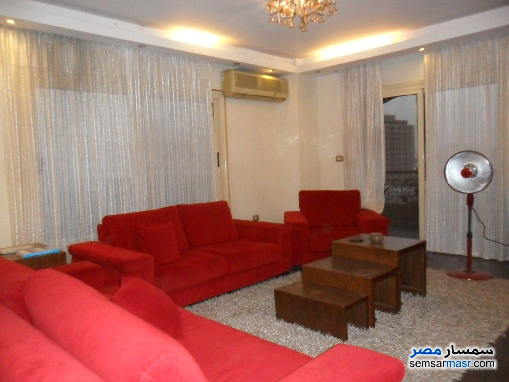 Photo 2 - Apartment 2 bedrooms 3 baths 160 sqm extra super lux For Rent Dokki Giza