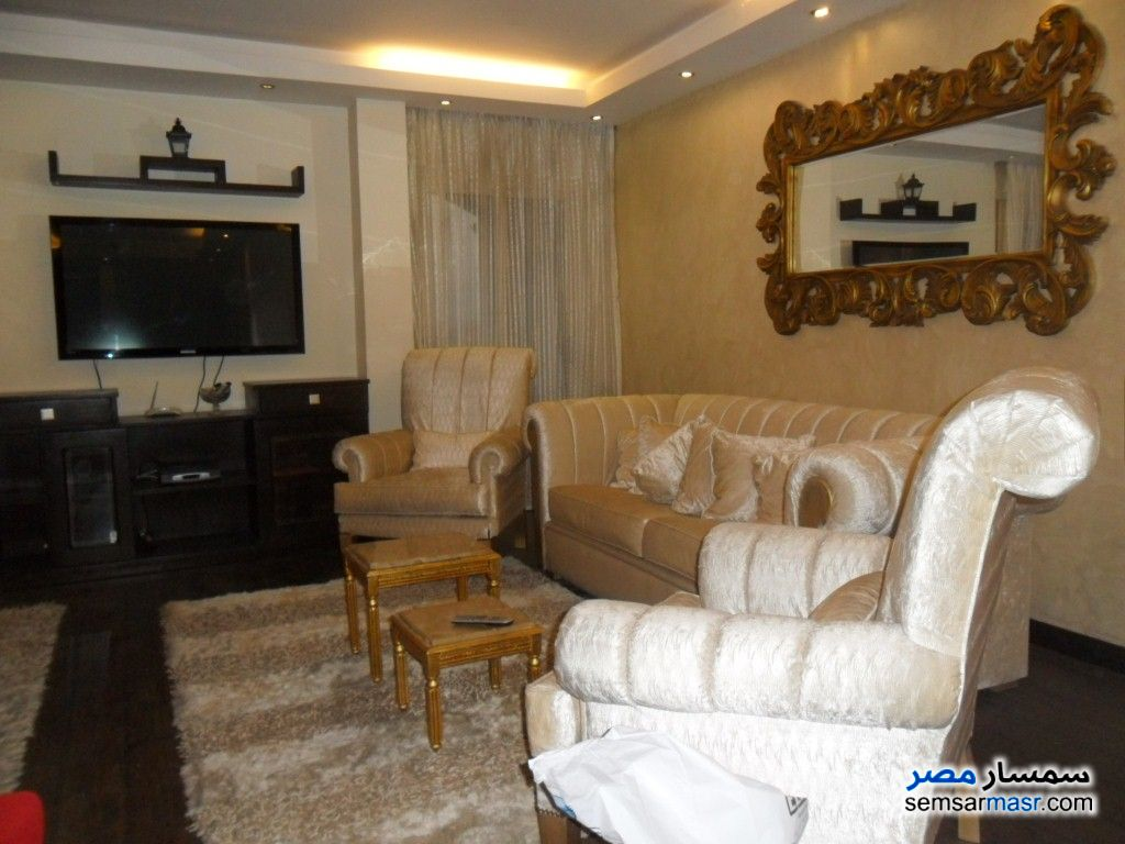 Photo 3 - Apartment 2 bedrooms 3 baths 160 sqm extra super lux For Rent Dokki Giza