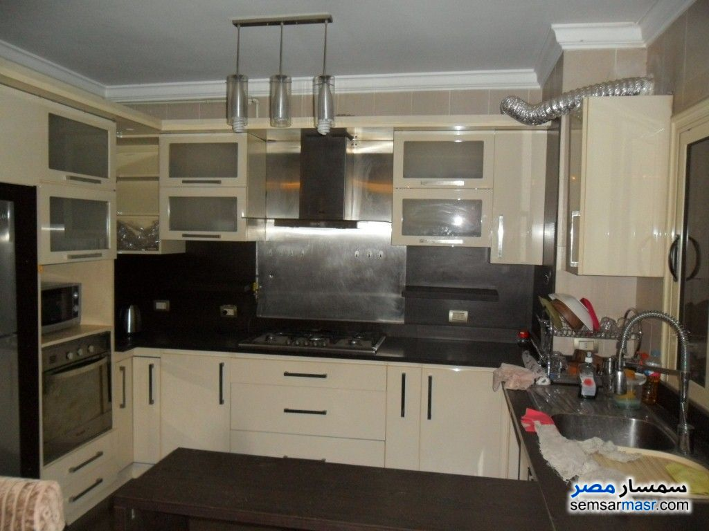 Photo 4 - Apartment 2 bedrooms 3 baths 160 sqm extra super lux For Rent Dokki Giza