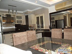 Apartment 2 bedrooms 3 baths 160 sqm extra super lux For Rent Dokki Giza - 5