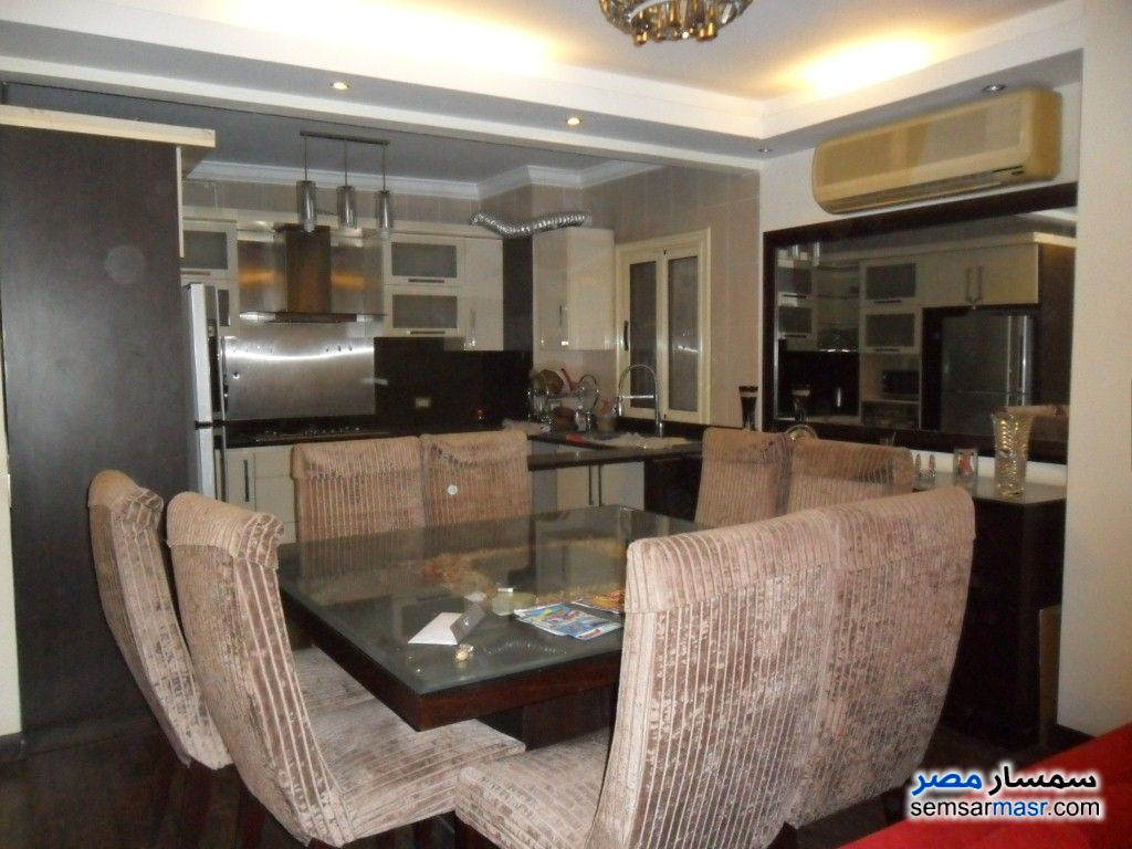 Photo 7 - Apartment 2 bedrooms 3 baths 160 sqm extra super lux For Rent Dokki Giza