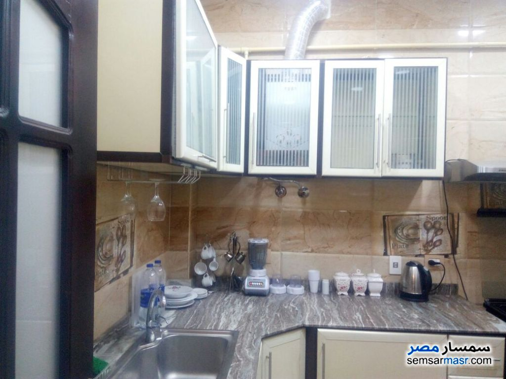 Photo 8 - Apartment 1 bedroom 1 bath 100 sqm extra super lux For Rent Heliopolis Cairo
