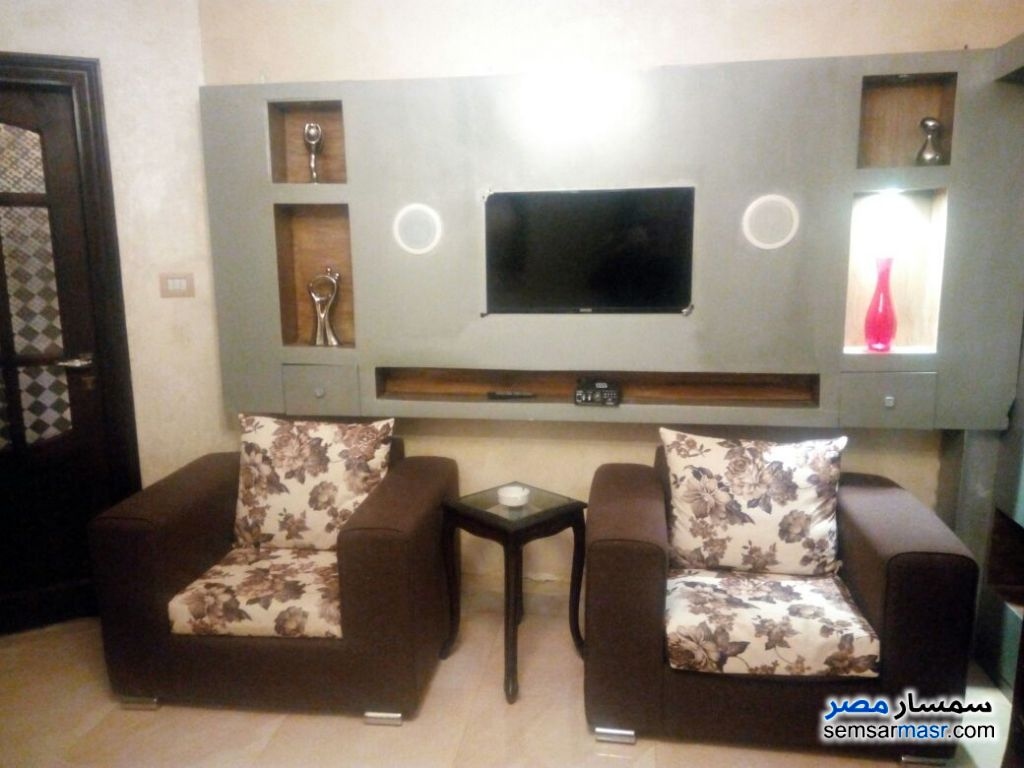Photo 1 - Apartment 1 bedroom 1 bath 100 sqm extra super lux For Rent Heliopolis Cairo