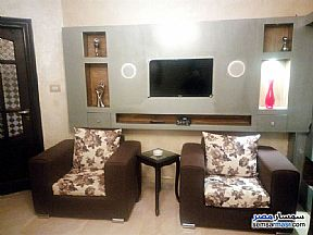 Apartment 1 bedroom 1 bath 100 sqm extra super lux For Rent Heliopolis Cairo - 1