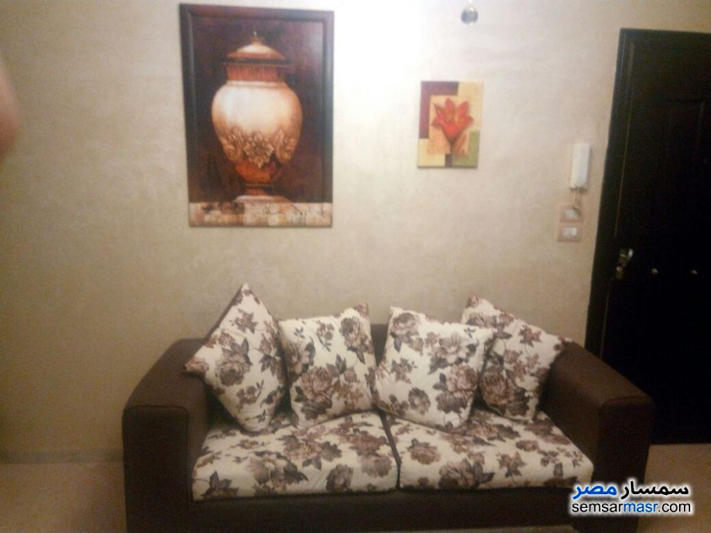 Photo 5 - Apartment 1 bedroom 1 bath 100 sqm extra super lux For Rent Heliopolis Cairo