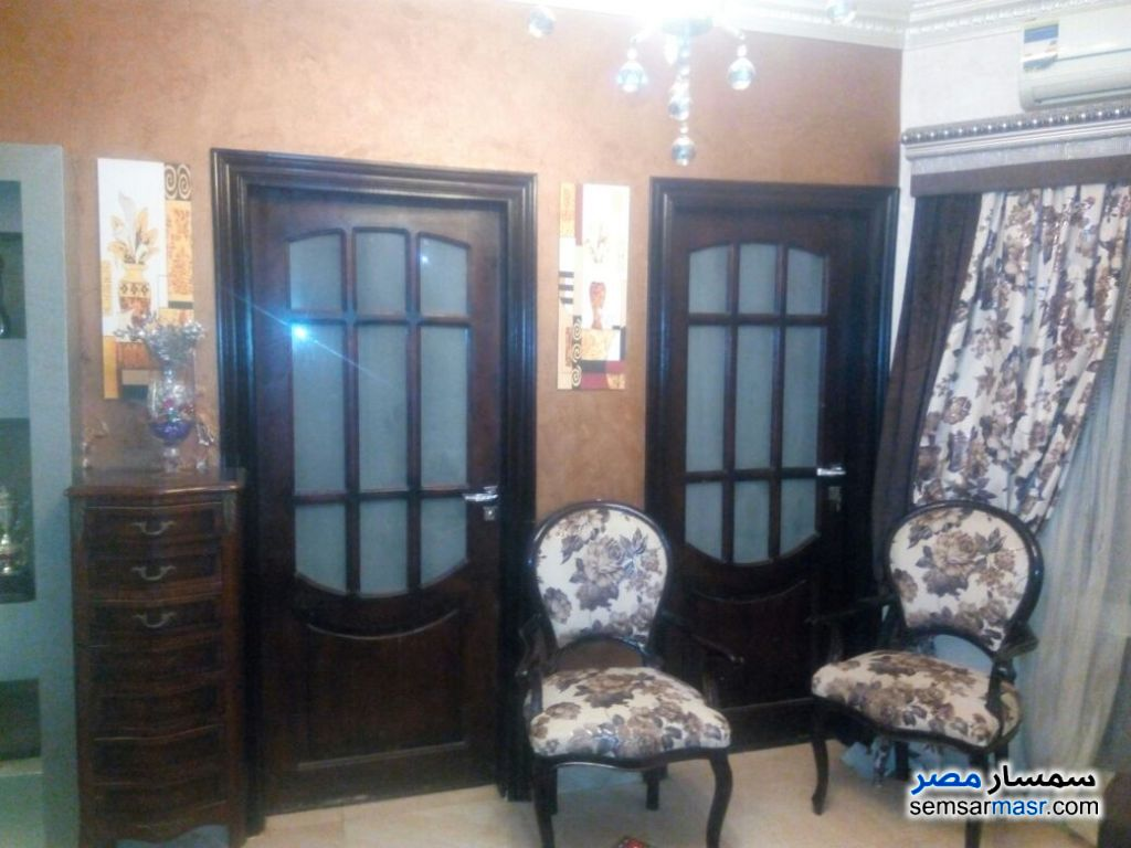 Photo 6 - Apartment 1 bedroom 1 bath 100 sqm extra super lux For Rent Heliopolis Cairo