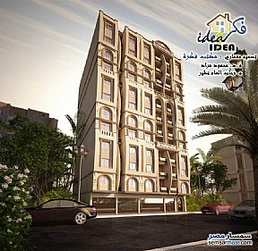 Apartment 3 bedrooms 1 bath 115 sqm without finish For Sale Asyut City Asyut - 1