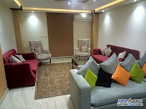 Apartment 3 bedrooms 3 baths 210 sqm extra super lux For Rent Mohandessin Giza - 10