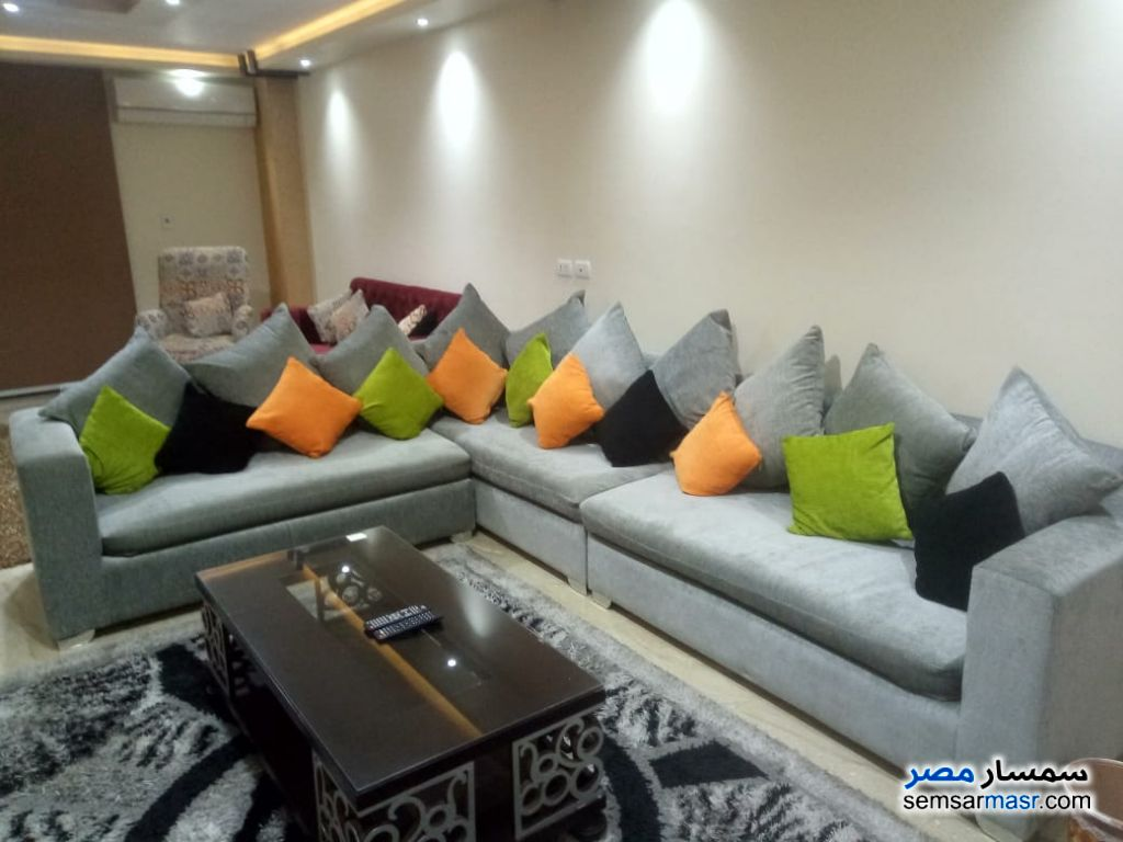 Photo 1 - Apartment 3 bedrooms 3 baths 210 sqm extra super lux For Rent Mohandessin Giza