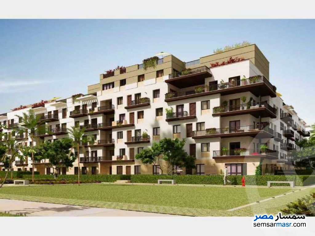 Photo 4 - Apartment 2 bedrooms 2 baths 156 sqm without finish For Sale Fifth Settlement Cairo
