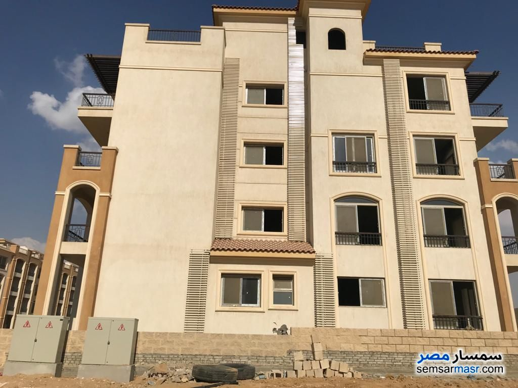 Photo 1 - Apartment 2 bedrooms 2 baths 140 sqm semi finished For Sale Fifth Settlement Cairo