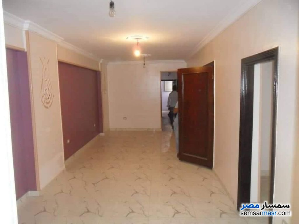 Photo 2 - Apartment 2 bedrooms 1 bath 100 sqm semi finished For Rent Smoha Alexandira