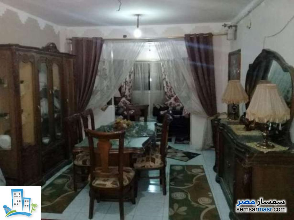 Apartment 2 bedrooms 1 bath 120 sqm lux For Rent - Old Law - Faisal Giza - 1