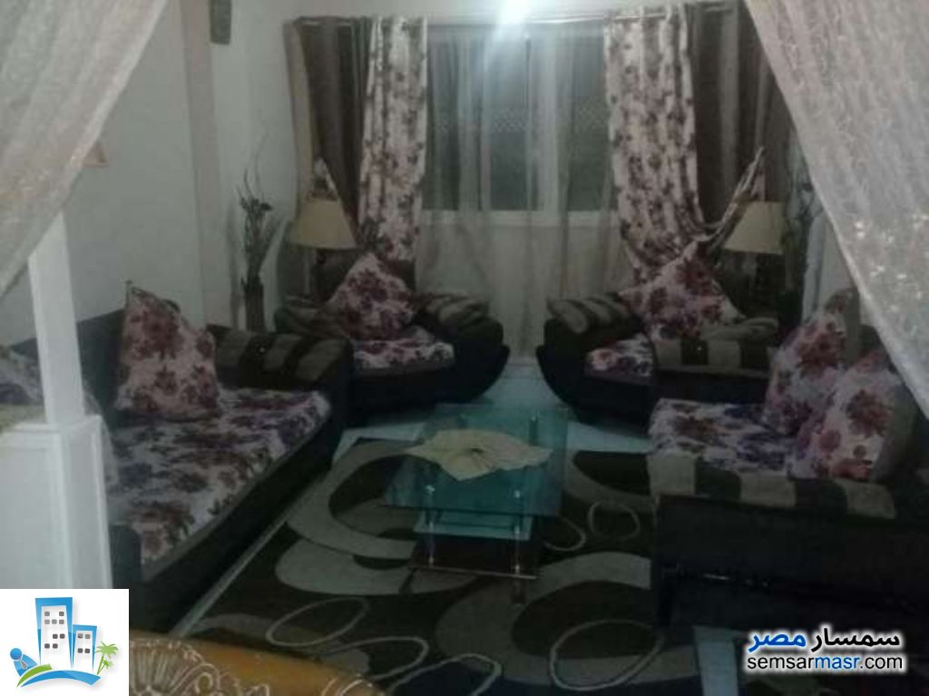 Apartment 2 bedrooms 1 bath 120 sqm lux For Rent - Old Law - Faisal Giza - 2