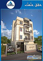 Ad Photo: Apartment 4 bedrooms 3 baths 148 sqm semi finished in 15 May City  Cairo