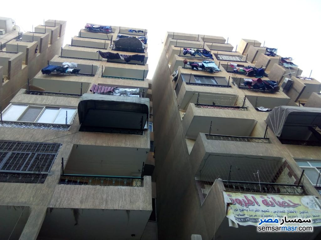 Photo 1 - Apartment 3 bedrooms 2 baths 150 sqm super lux For Sale Ain Shams Cairo