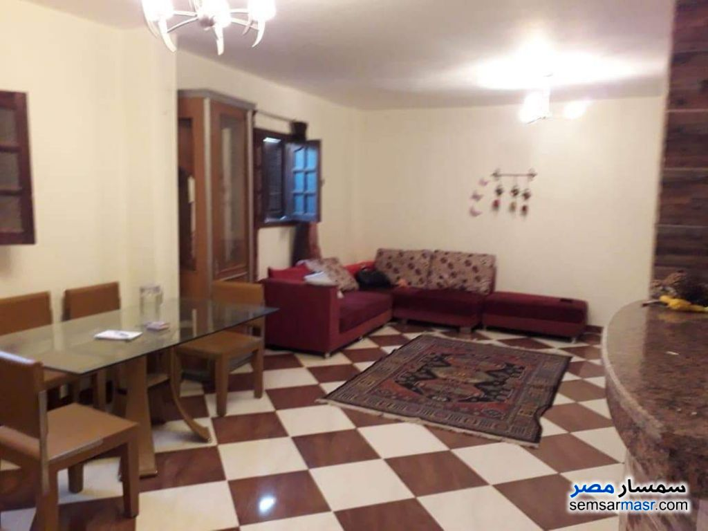 Photo 1 - Apartment 3 bedrooms 1 bath 150 sqm super lux For Rent Mohandessin Giza