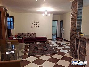 Apartment 3 bedrooms 1 bath 150 sqm super lux For Rent Mohandessin Giza - 2