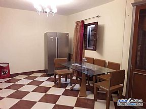 Apartment 3 bedrooms 1 bath 150 sqm super lux For Rent Mohandessin Giza - 8