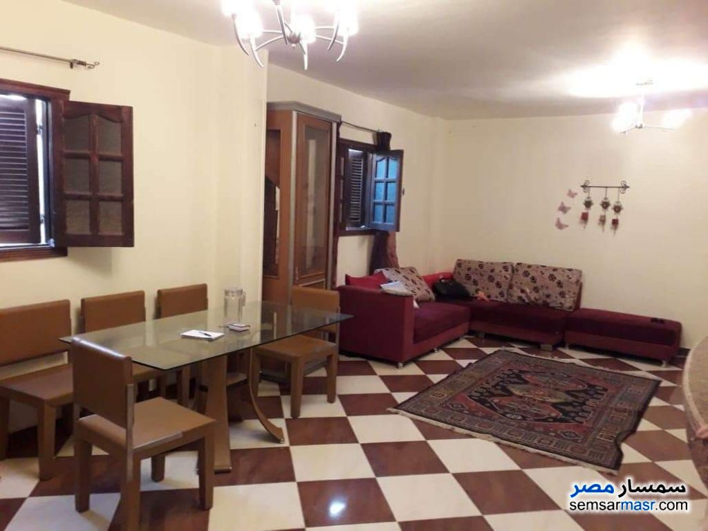 Photo 5 - Apartment 3 bedrooms 1 bath 150 sqm super lux For Rent Mohandessin Giza