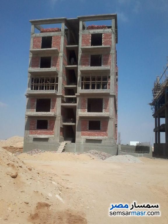 Photo 7 - Apartment 3 bedrooms 2 baths 145 sqm semi finished For Sale New Cairo Cairo