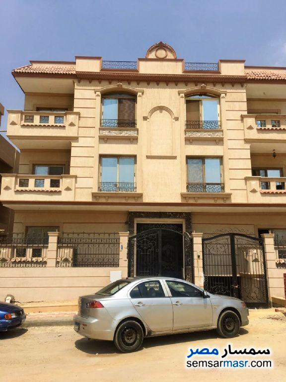 Photo 1 - Apartment 3 bedrooms 2 baths 220 sqm semi finished For Sale First Settlement Cairo