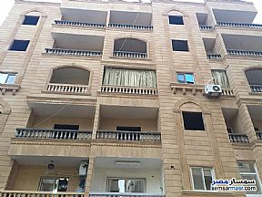 Ad Photo: Apartment 3 bedrooms 2 baths 210 sqm semi finished in Hadayek Al Ahram  Giza