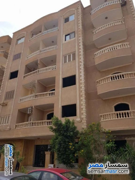 Photo 2 - Apartment 2 bedrooms 1 bath 115 sqm semi finished For Sale Al Fardous City 6th of October