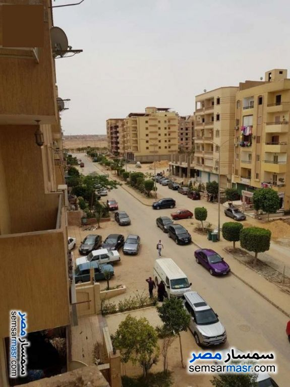 Photo 3 - Apartment 2 bedrooms 1 bath 115 sqm semi finished For Sale Al Fardous City 6th of October
