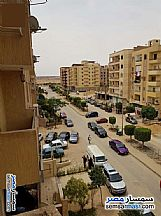 Apartment 2 bedrooms 1 bath 115 sqm semi finished For Sale Al Fardous City 6th of October - 3