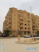 Ad Photo: Apartment 2 bedrooms 1 bath 115 sqm semi finished in Al Fardous City  6th of October