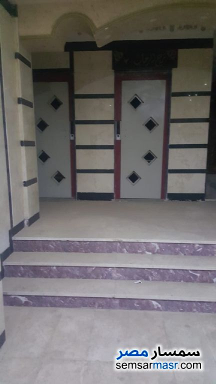 Photo 4 - Apartment 2 bedrooms 1 bath 105 sqm semi finished For Sale Shubra El Kheima Qalyubiyah