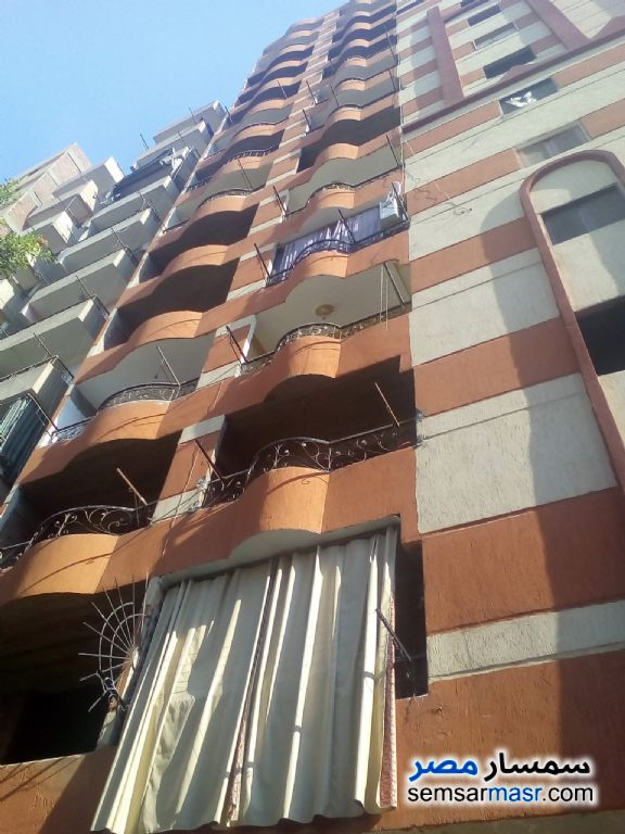 Photo 1 - Apartment 3 bedrooms 2 baths 140 sqm without finish For Sale Ain Shams Cairo