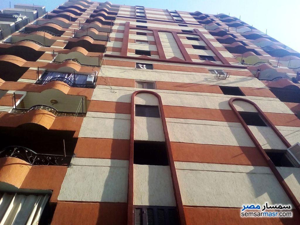 Photo 2 - Apartment 3 bedrooms 2 baths 140 sqm without finish For Sale Ain Shams Cairo